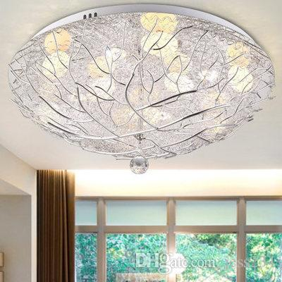 2018 jess crystal ceiling lights plafondverlichting crystal light nordic light plafonnier led verlichting plafond lamparas techo led from jess234
