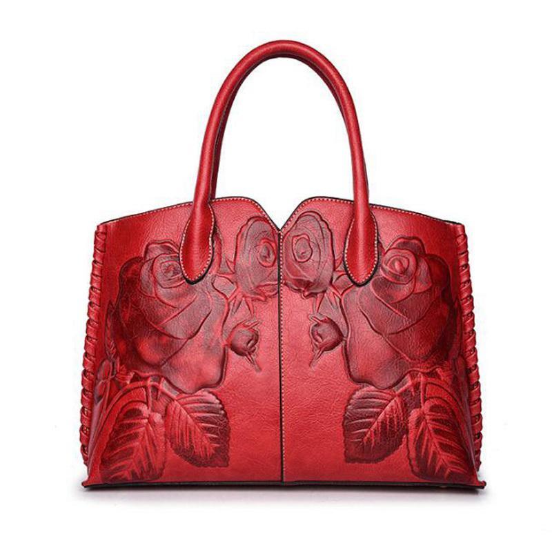 9e480d88fe Peony Bag Handbags Vintage Handbag Sac A Main Femme De Marque New Women  Bags Designer Brand Flower Ladies Hand Bag Lw 33 Side Bags Handbag Brands  From ...