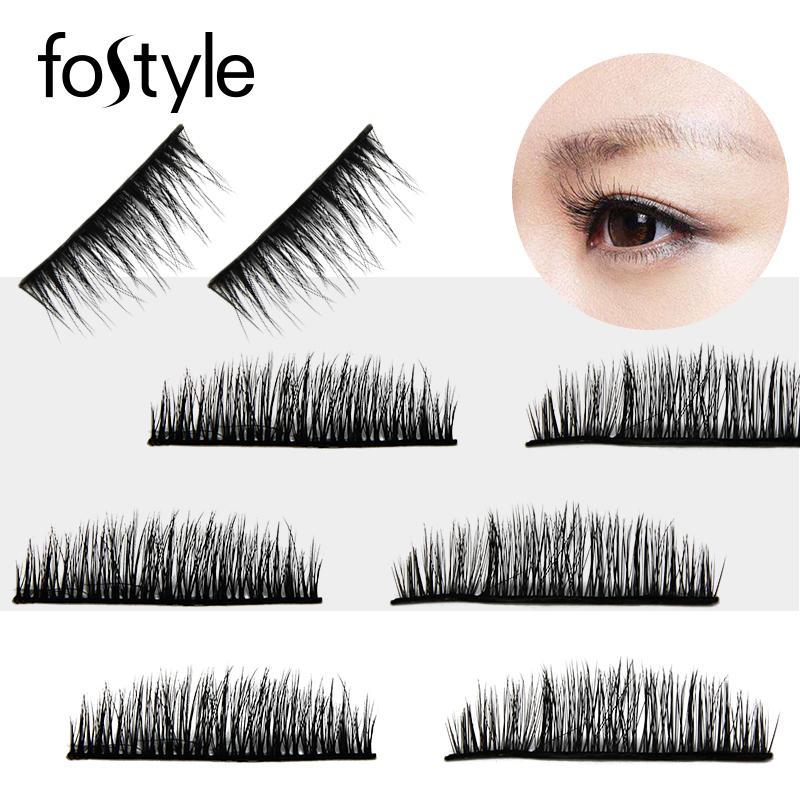 c7c71e2f382 3D Mink Eyelashes Makeup Hand Made Wispy Lashes Fake Lashes False Eyelash  Natural Long Eyelash Extension Supplies Canada 2019 From Fukui, ...