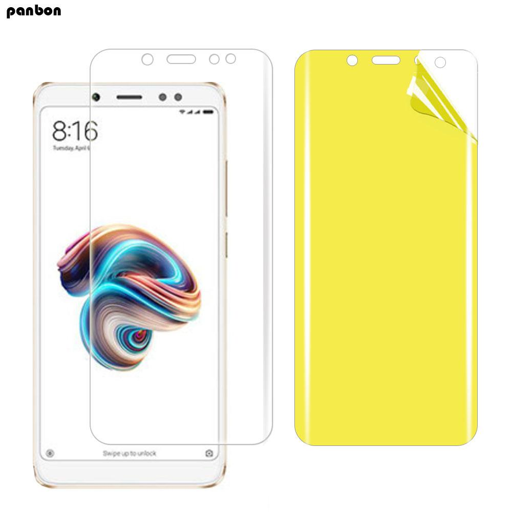 Realme 2 Pro C1 3 Soft TPU Nano Hydrogel Film for Realme 3 C1 2019 2 Pro  Screen Protector Full Cover not glass