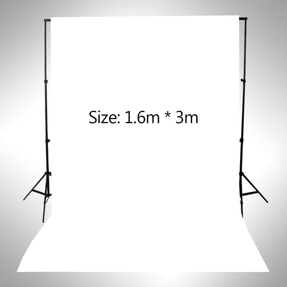 러시아에 한정 판매 사진 스튜디오 키트 세트 보관 가방이있는 배경 스탠드 검정 흰색 짠것이 아닌 배경 및 미니 클립