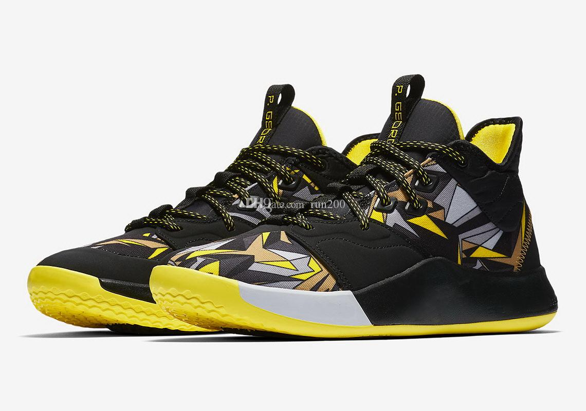 more photos 2ee4f adf9d New PG 3 Mamba Day Shoes Hot Sales Paul George 3 Basketball Shoes Store  With Box Size 40 46 4e Basketball Shoes Loafers For Men From Run200,   54.42  DHgate.