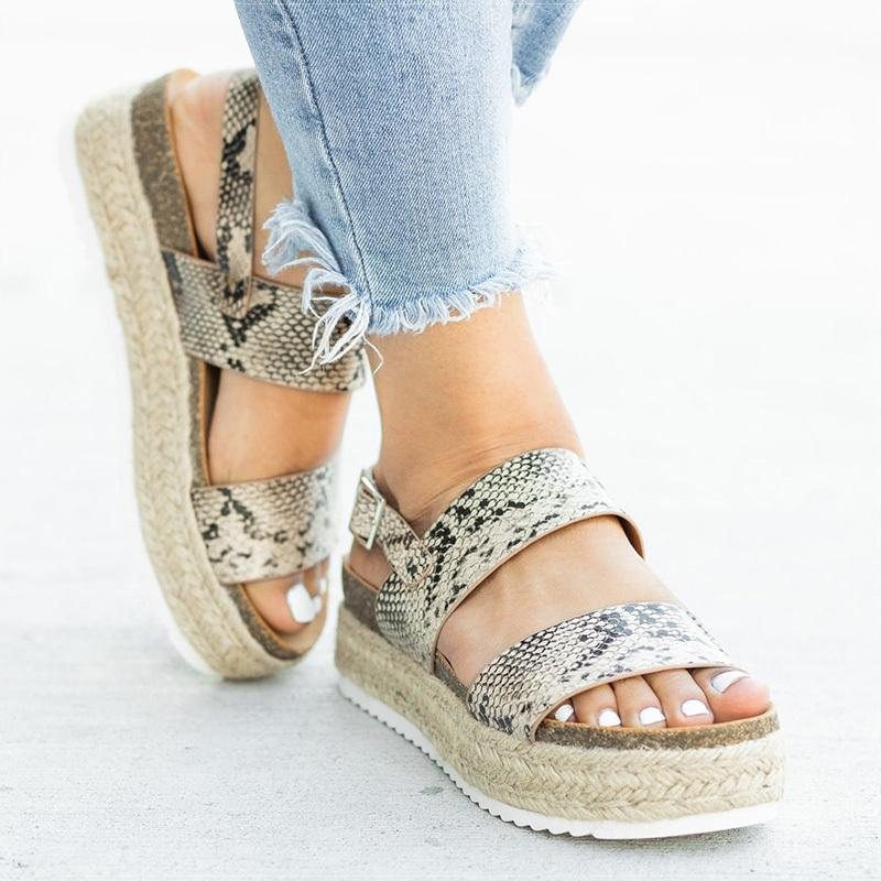 120b898cfee9 Women Sandals Wedges Shoes For Women Summer Sandals With Heels Platform Sandalias  Mujer 2019 Summer Casual Shoes Female Shoes For Sale Womens Loafers From ...