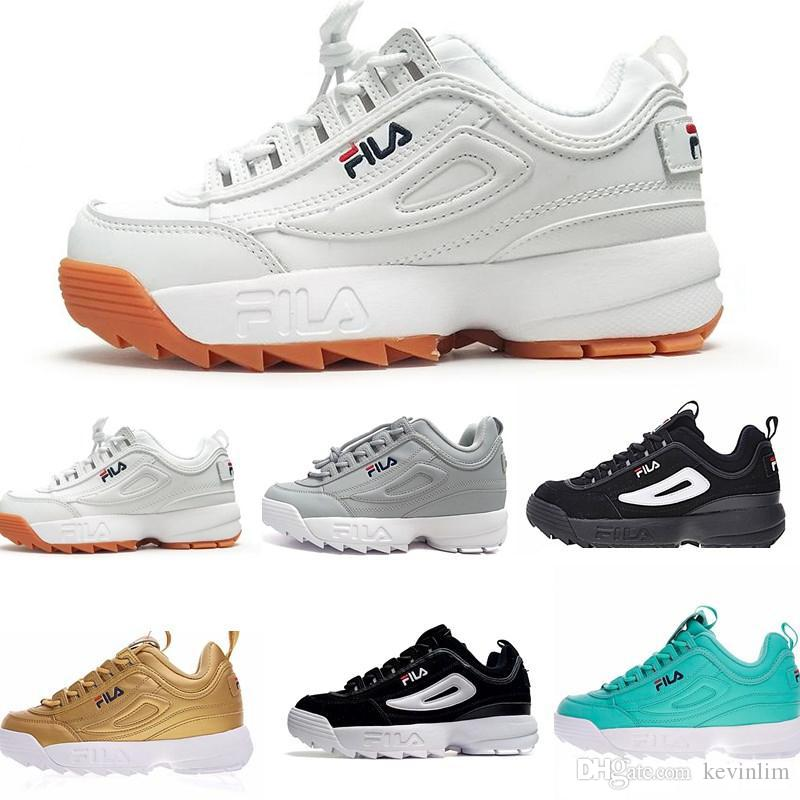 fila youth disruptor ii trovaprezzi