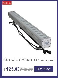 RBG Led control remoto de máquina de niebla Mini 400W máquina de humo profesional DJ equipos de iluminación efectos de luz