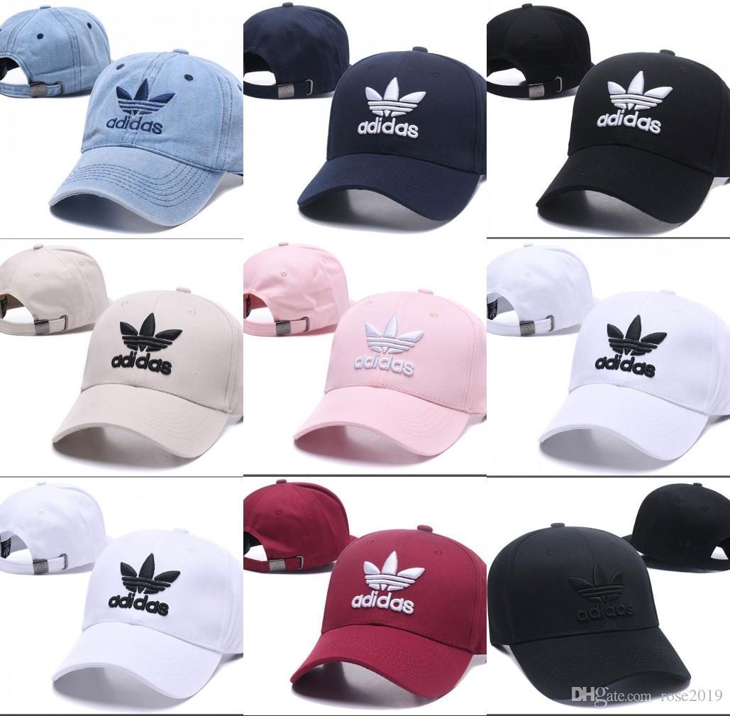 5ee1a884b06 2018 New Brand Mens Designer Hats Snapback Baseball Caps Luxury Lady ...