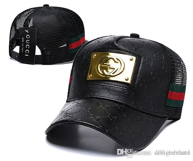 8c4290bbc 2019 new designer hats men and women bee tiger fashion embroidery baseball  cap dad hat G letter hat unisex hat visor black gold sunhat