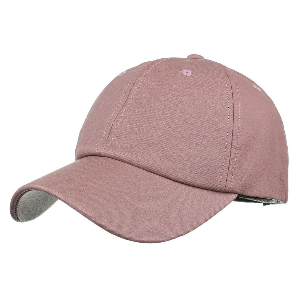 cfe924553d6 Summer Men Women Baseball Cap Solid Adjustable Casual Snapback Sport Hip  Hop Ball Hat Baseball Dad Caps Black White Multicolor Custom Baseball Hats  Army ...