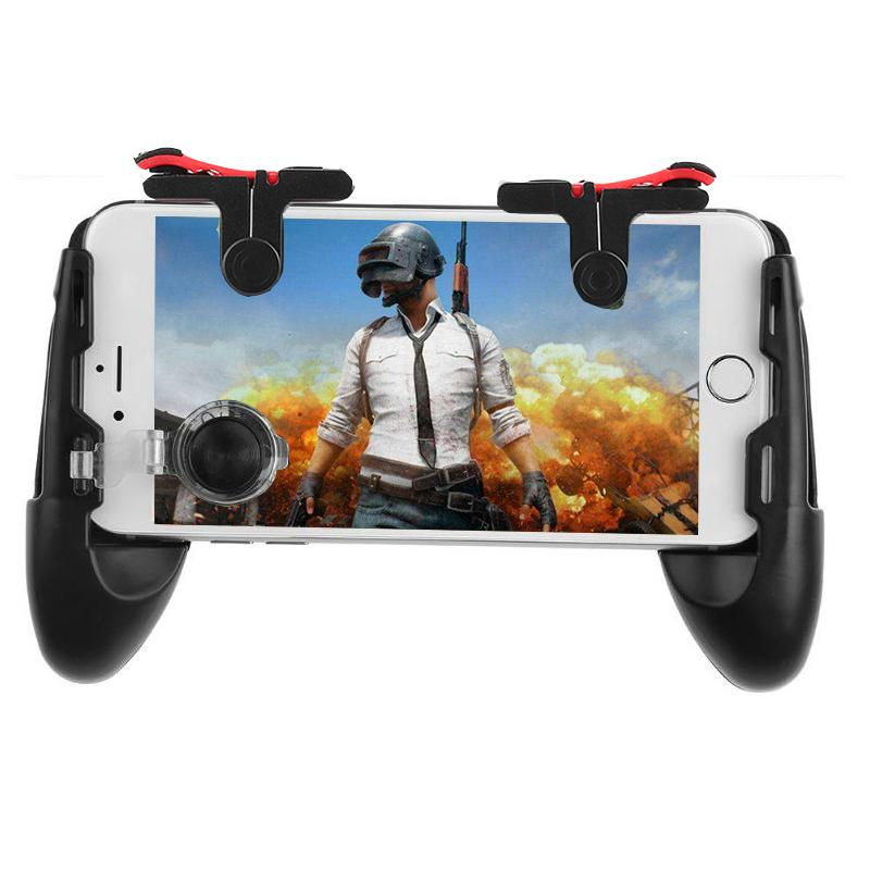 Pubg Mobile Gamepad Pubg Controller For Phone L1r1 Grip With