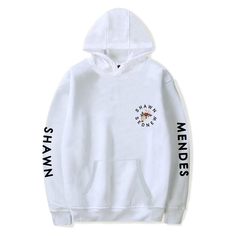 2019 XXS 4XL Shawn Mendes Little Flower Picture Hoodie Printed Long Sleeve  Inside Fleece Casual Pullover Hoodies Sweatshirt Jacket Top From  Tangbufashion 720b27ad6
