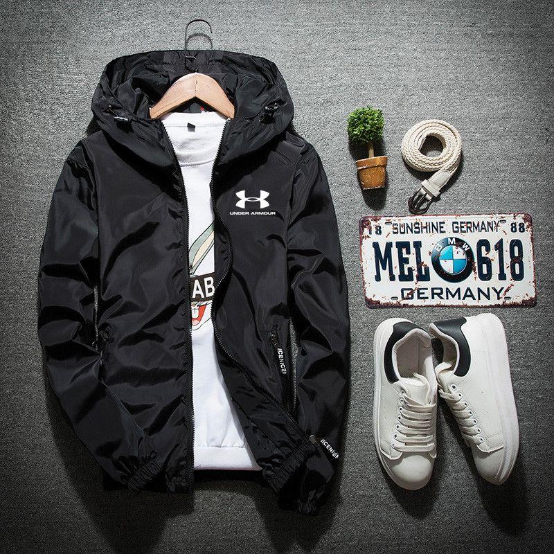 2019 M-5XL Men Women Luxury Brand Sport Jackets New Casual Outfit ... 3b4dee482