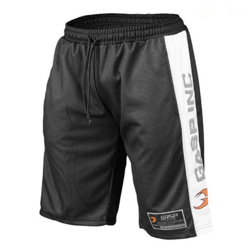 ... Entrenamiento De Fitness Crossfit Jogger Pantalones Cortos Hombre Casual  De Malla De Secado Rápido Playa Ropa Deportiva A  19.25 Del Ranrui  a85973c39a0c