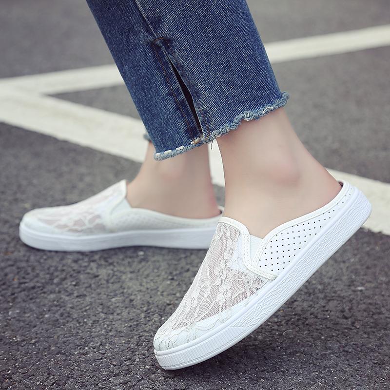 190c6c153 Women s Flats Shoe Embroidery Female Shoe 2018 Spring Summer Women ...