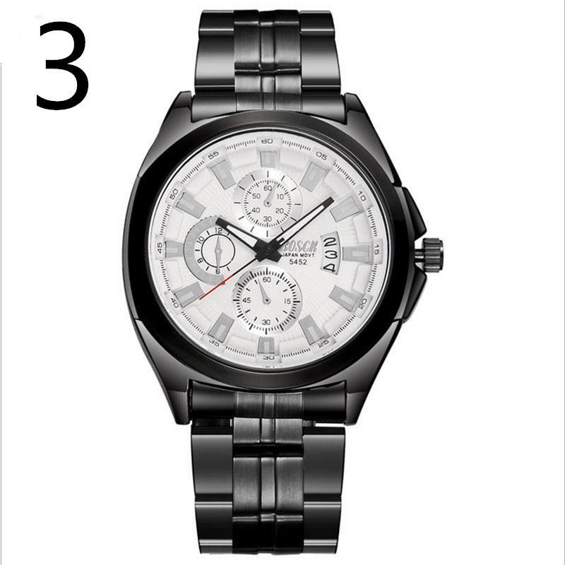 6b00c12f098b Compre Wang s 2018 New Wave Juvenil Reloj Para Hombre Reloj Automático  Impermeable 194   A  35.17 Del Qualitywatch