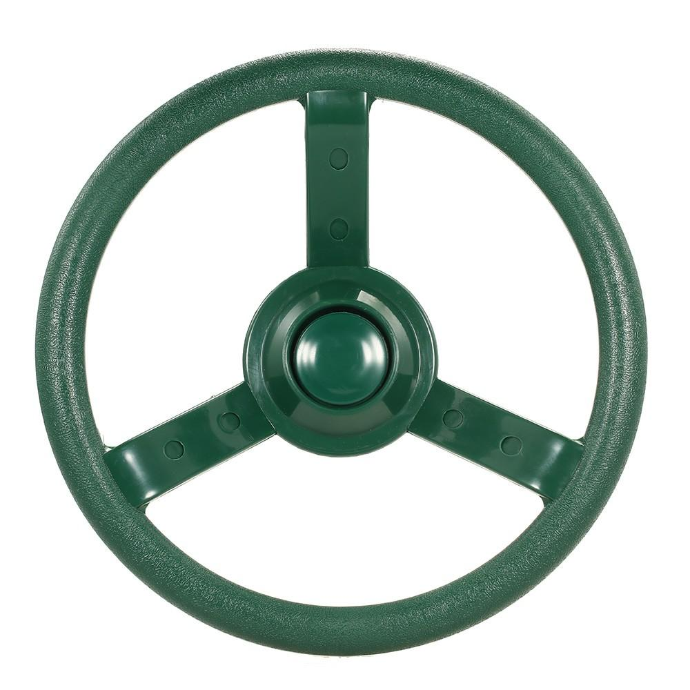 Y6005 Plastic Steering Wheel Swing Set Accessories For Wood Backyard