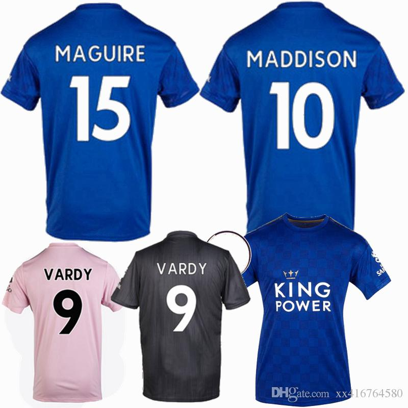 2020 New Leicester 2019 2020 Soccer Jersey City 19 20 ...