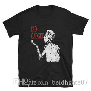 Fad Gadget limited edition original design tribute t