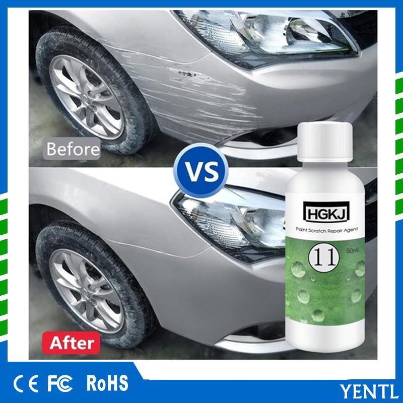 Car Polish Paint Scratch Repair Agent Polishing Wax Paint Scratch