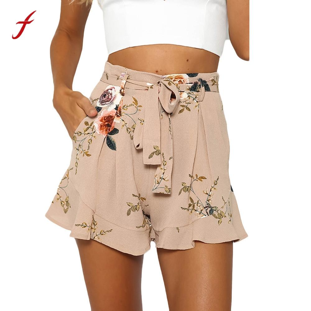 2511ac6be 2019 Women Workout Waistband Skinny Shorts Short Bermuda Feminina Women Shorts  Mujer Feminino Pantalon Corto Mujer Femme From Cutee