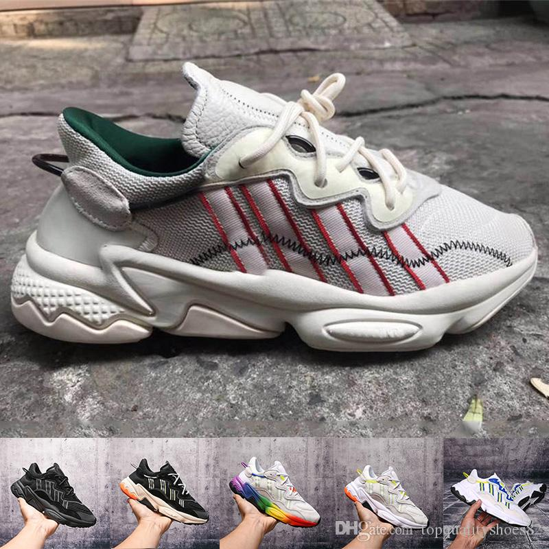 West Kanye Wave Runner Power 500 V2 Static Inertia Manve Rainbow White Black Running Shoes Designer Mens Women Sneakers Size 36-45
