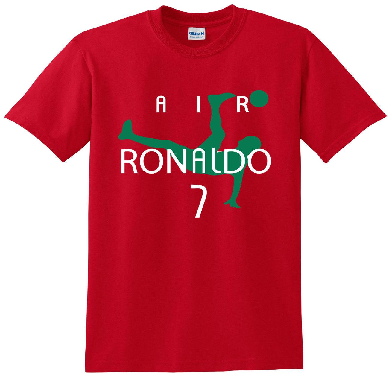 4c1a99210b3 SALE TEE SHIRT Cristiano Ronaldo Portugal 7 ADULT LARGEFunny Unisex Casual  Tshirt Crazy T Shirts Designs Ridiculous T Shirt From Colourfashion