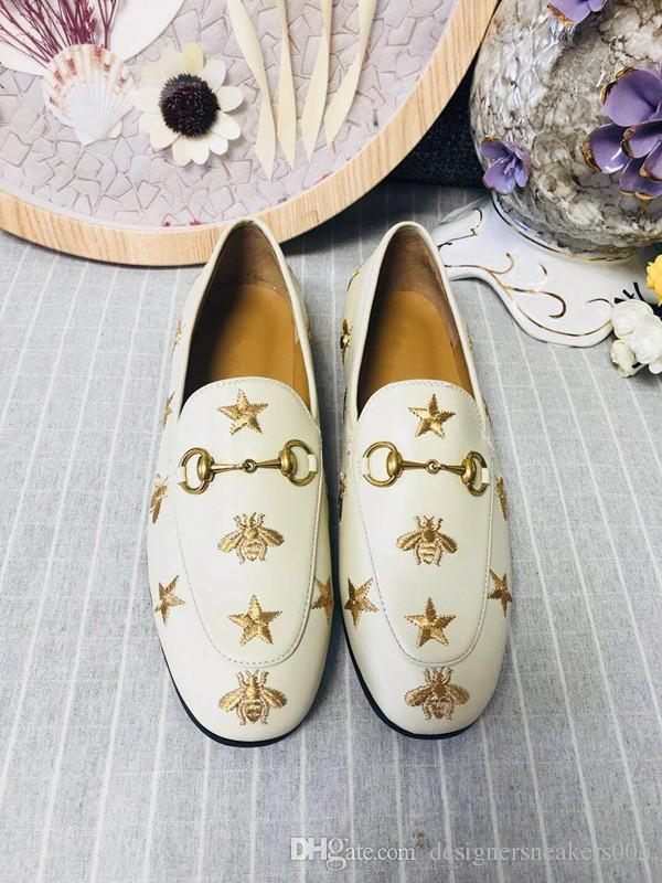 2019 New Arrival Fashion Women Casual Shoes Luxury Designer Sneakers Shoes Top Quality Genuine Leather bmh19060802