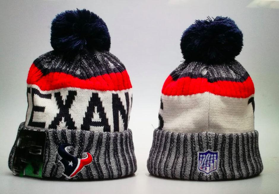 d4518d3af 2019 Football Team Beanie Hat National Football League Beanies Cuffed  Pompom Beanie Cap Rugby Knit Winter Hat Basketball Beanies From Pothos