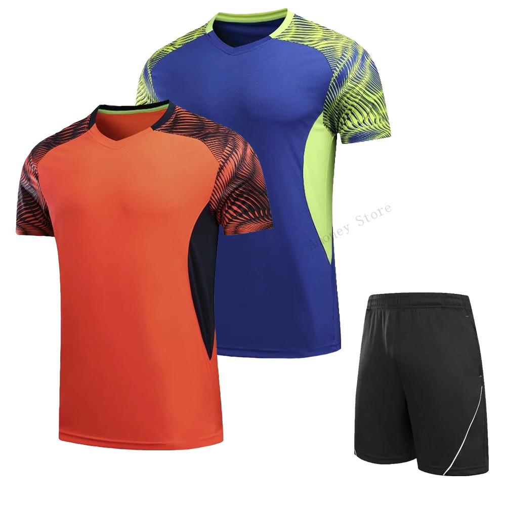 reputable site 13b43 022ac Adsmoney Polyester Tennis-Shirts, Quick Dry Badminton T-Shirt Damen /  Herren, Tennis T-Shirt Badminton Kleidung tragen