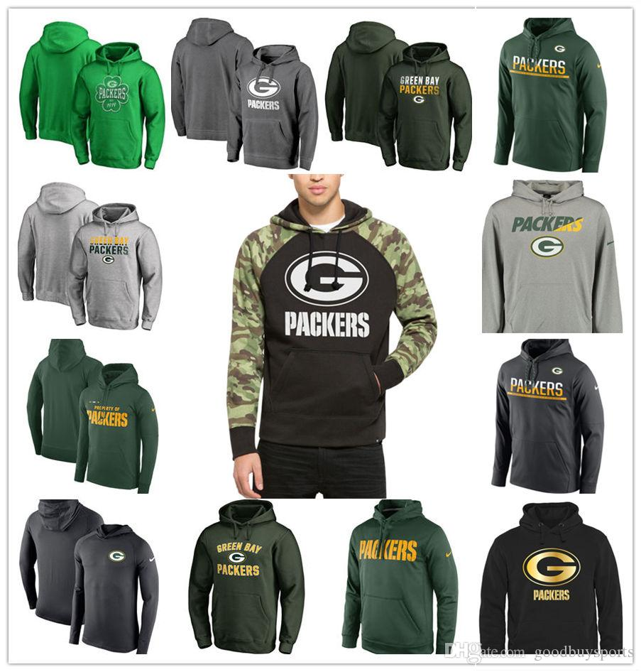 cfbde2b53 2019 HOODIES 12 Aaron Rodgers Green Bay 20 King 37 Josh Jackson 17 ...