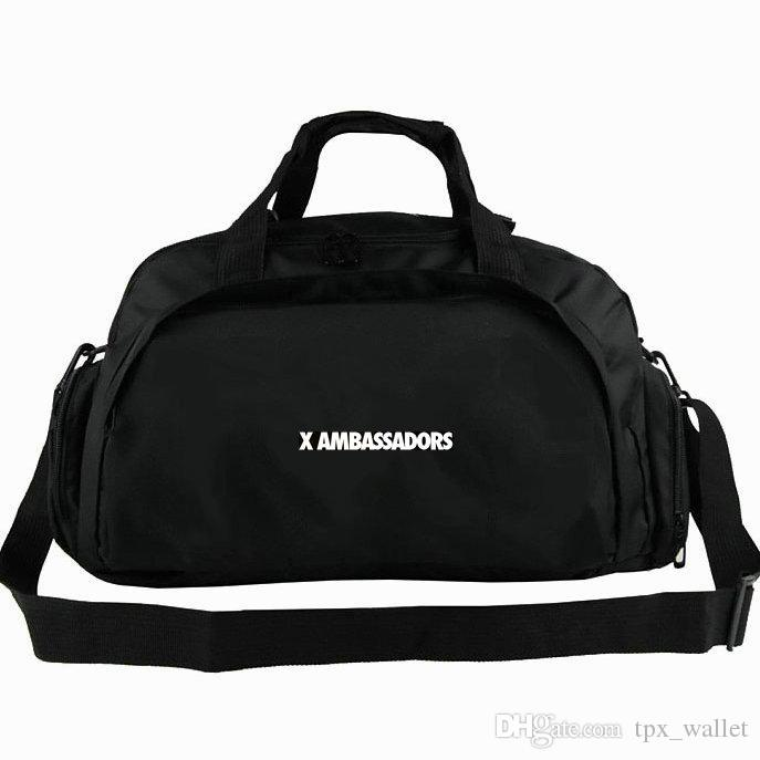 X Ambassadors duffel bag Renegades tote Love songs backpack Band luggage  Exercise sport shoulder duffle Outdoor sling pack