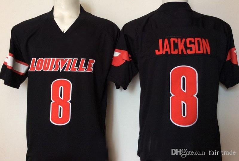 the best attitude 2cb4c 87e20 Mens Custom NCAA Louisville Cardinals College football Jersey Jaire  Alexander Trevon Young DeVante Parker Louisville Cardinals Jerseys S-3XL