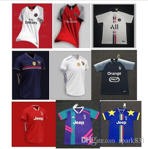 95697b4f19c 2019 2020 Ronaldo Dybala Souvenir Version Soccer Jerseys 19 20 Inter Real  Madrid Modric Ltd Soccer Shirt MBAPPE POGBA James Fooball Uniform Ronaldo  Dybala ...