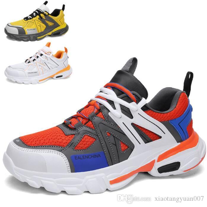 50db38540f56 2019 2019 Spring Designer Men S Sports Sneakers Korean Version Fashion Wild Casual  Shoes Youth Student Trend Sports Running Shoes From Xiaotangyuan007