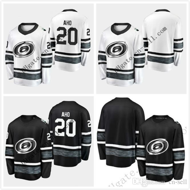 Cheap 2019 All Star Jerseys Mens 20 Sebastian Aho Carolina ... 43dde04f4