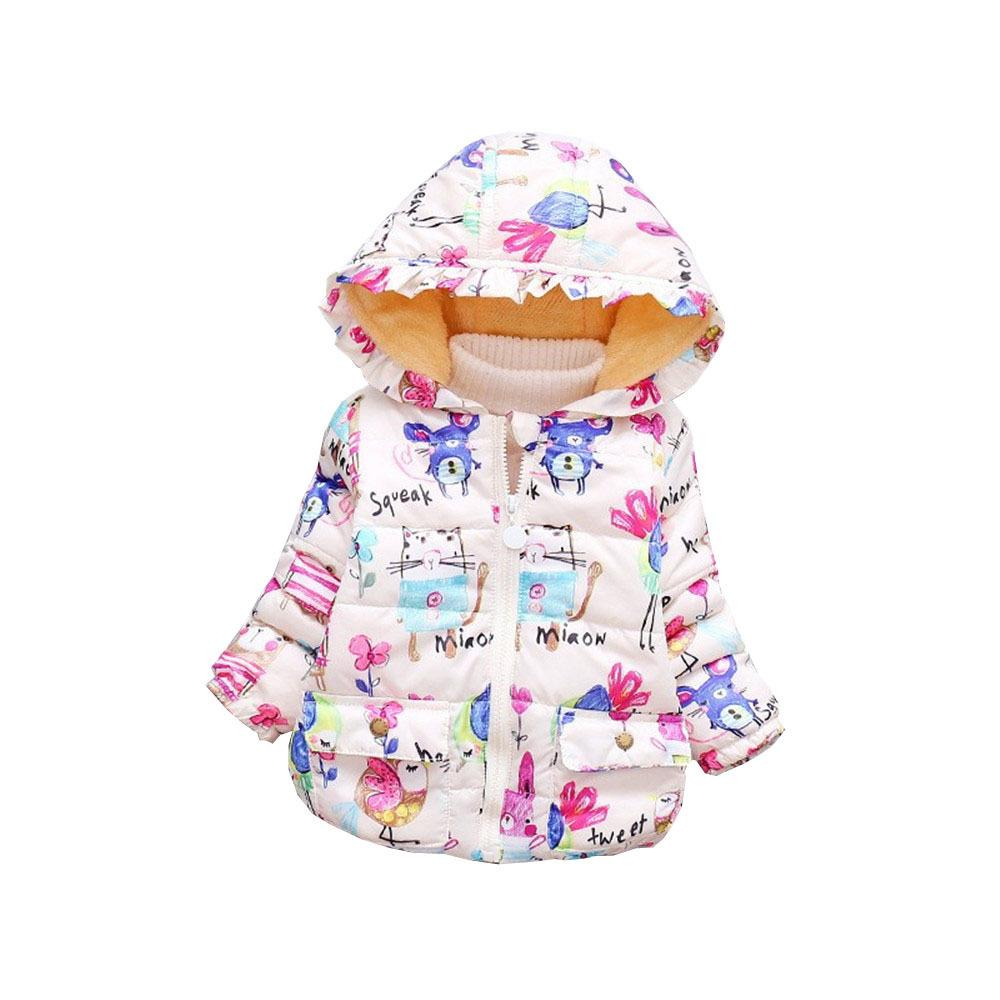 d569e230d33a MochenchengLittle Baby Girl Snowsuit Clothes Children Casual Hooded ...