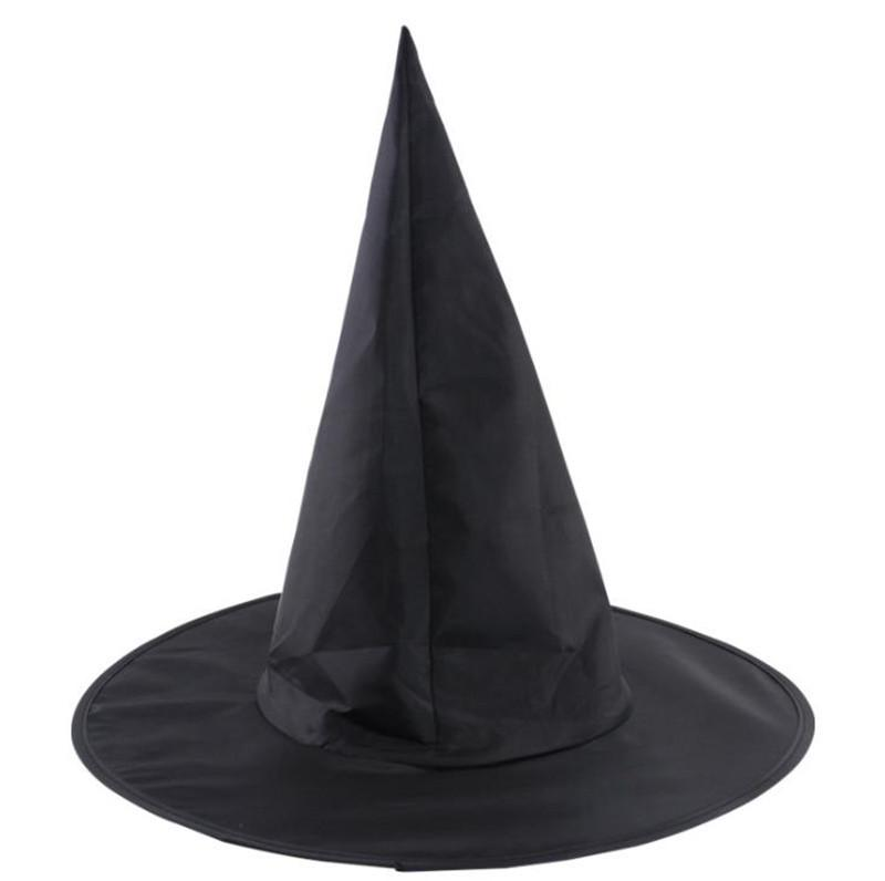 Halloween Harry Potter Cosplay Hat Magic Witches Oxford Cloth Pointed Hat Party Theme Costumes Classic Holiday Costume Accessories