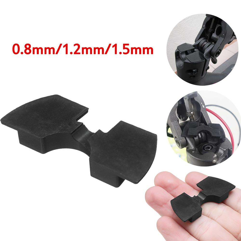 2019 Fashion Electric Scooter Modified Accessories Pole Front Fork Vibration Shake Avoid Damping Rubber Pad Folding Cushion For Xiaomi M365 Home