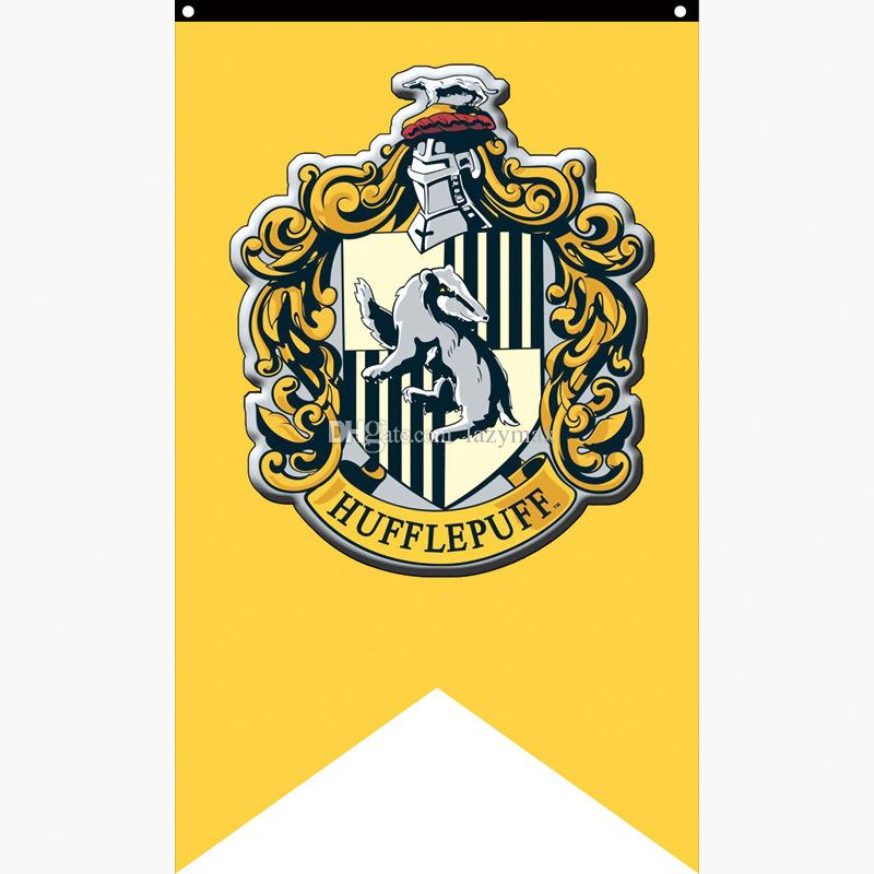 picture about Printable Harry Potter identify 125*75CM Harry Potter Decor Flag 8 Options Electronic Print Flag Banner Design Back garden Flag Decorations 2 Areas ePacket
