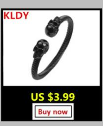KLDY Gold Stainless Steel couple bracelet silver Beads Bracelet Wedding Chain braclet Simple Fashion Japan and Korea Jewelry