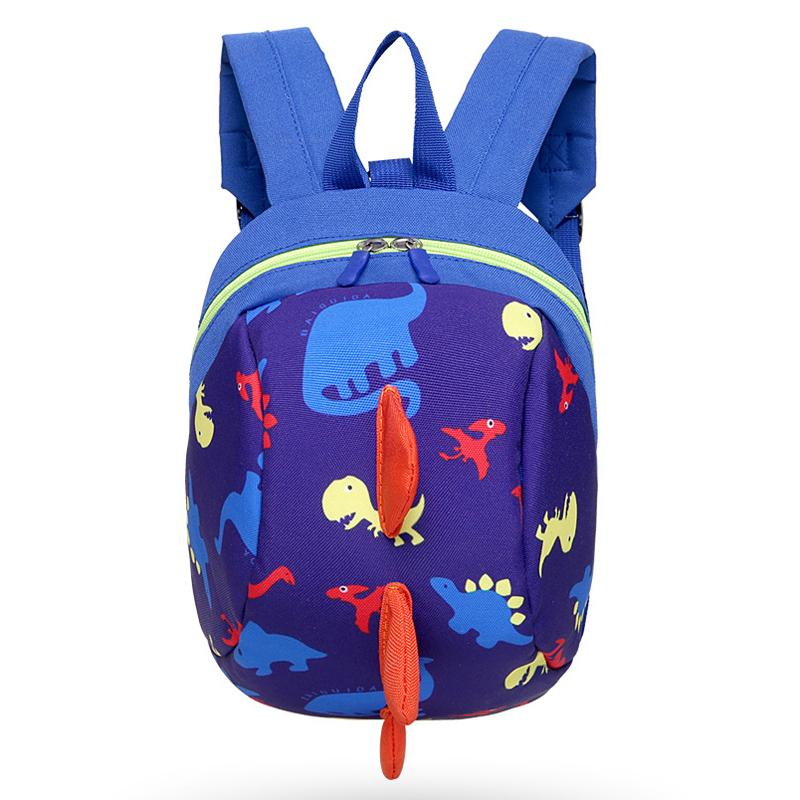 Ziranyu Anti Lost Kids Bags 3d Backpack Cartoon Animal Printing Bags aa77fa477a494