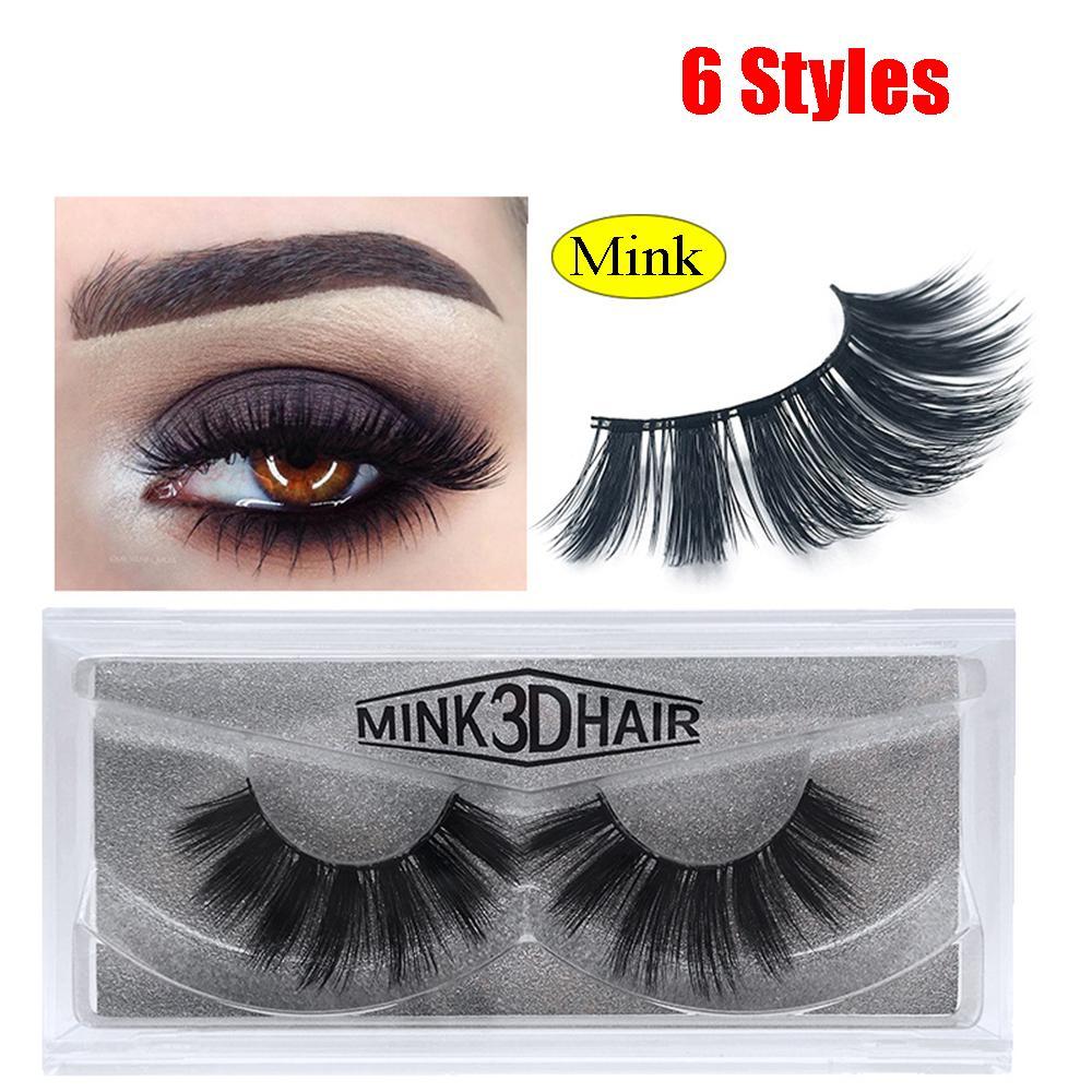386be918007 3D Mink Lashes Thick Cross Long Luxury Handmade Mink Eyelashes Medium Volume  Longlasting Wispy Upper False Eyelashes Lash Bar Lash Perfect From Fukui,  ...