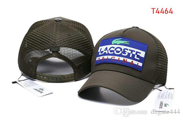 337feae634ffc 2019 Newest Designer LACO Skull Cap Casquettes De Baseball Cap Gorras Fashion  Brand Baseball Hats Races Headwear Mesh Sun Hat Luxury Sunhat 08 From ...