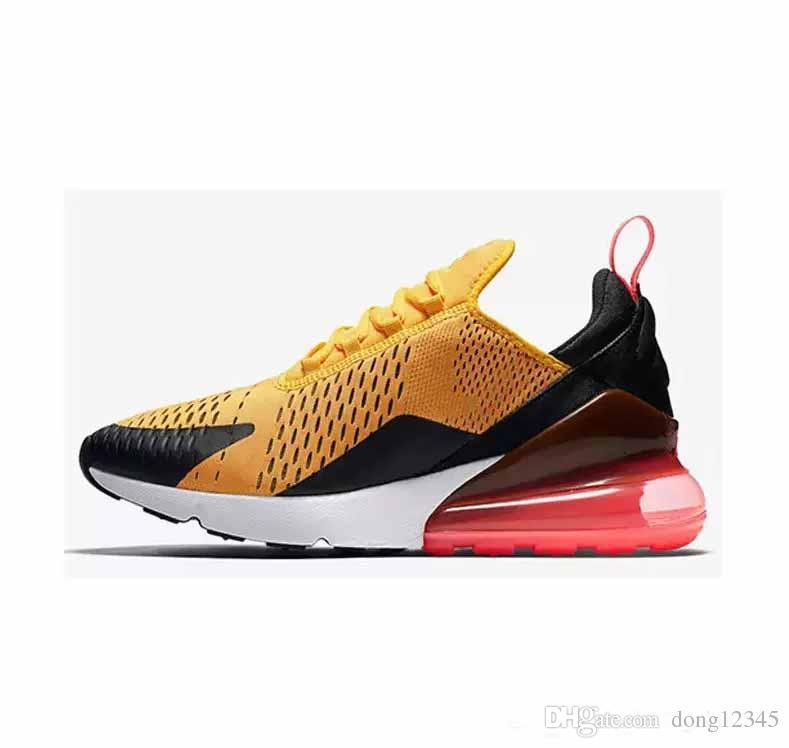 da60374c6c37 Best Brand Casual Hiking Shoes Men 270 Bonfire Sports Jogging Shoes Fashion  Brand Women Shoes Breathable 270s Designer Sneakers Size 36 49 Italian Shoes  ...