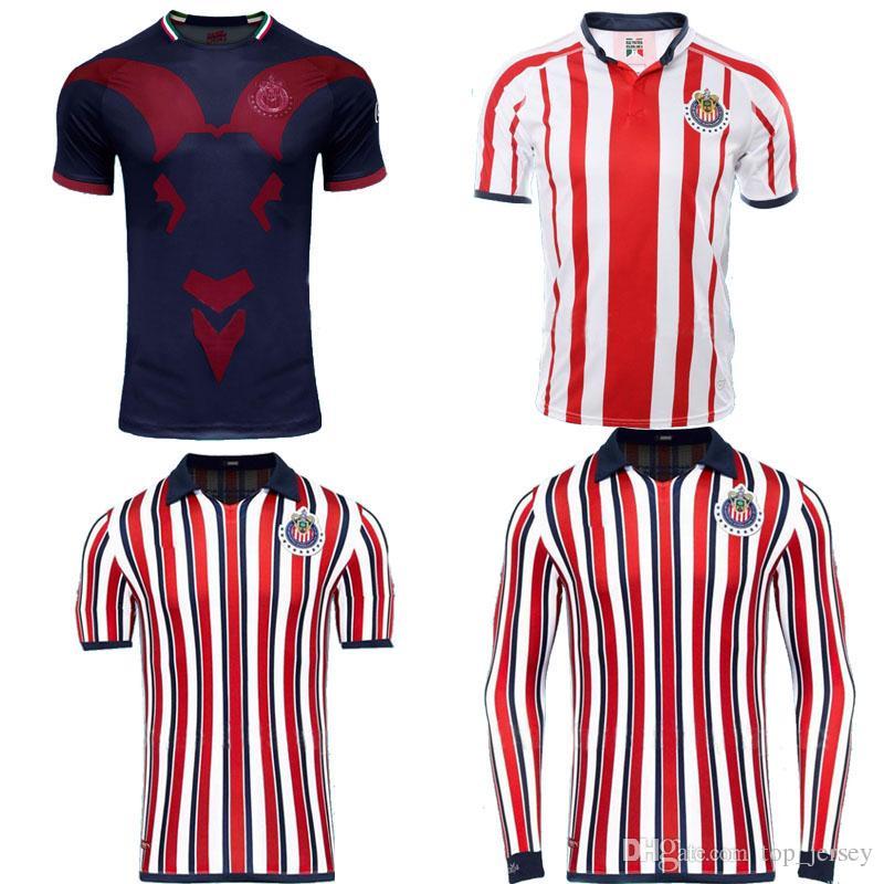 Fuera Club Mundial Fútbol Jersey Calidad Tailandés Hogar Lejos A.PULIDO  LOPEZ Camiseta De Fútbol 2018 Por Top jersey 454bb9fb584