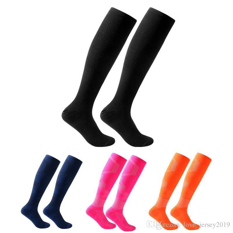 9d0d60e33 Men Women Professional Compression Socks Knee High Sock for Athletic ...
