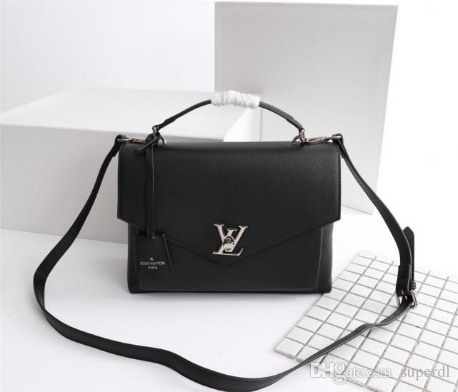 d30b6921e64 2019 Sale Fashion Vintage Handbags Women Bag Designer Handbags Wallets For  Women Leather Chain Bag Crossbody And Shoulder Bags Wholesale Handbags Cheap  ...