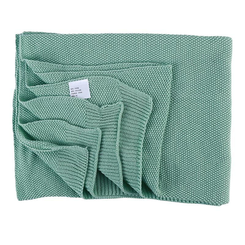 Newborn Bed Sofa Basket Stroller Blankets Swaddle Wrap Blankets Baby Super Soft Blanket Toddler Infant Flexible Stretchable Less Expensive Mother & Kids