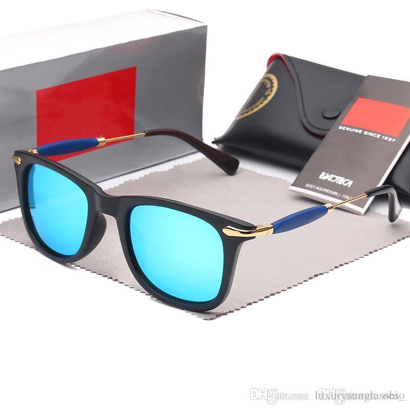 e88d0f9942d63 2148 With Polarized Fashion Rays Sunglasses Men Women Sun Glasses Brand  Designer Justin Gafas De Sol Bans Designer Male Eyewear With Cases Womens  Sunglasses ...