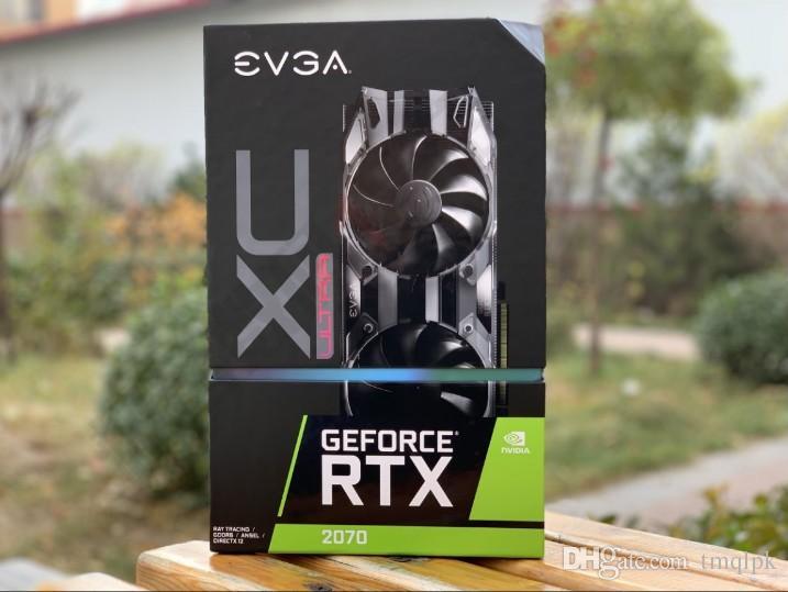 EVGA GeForce RTX 2070XC ULTRA Black gaming 8GB non-public version