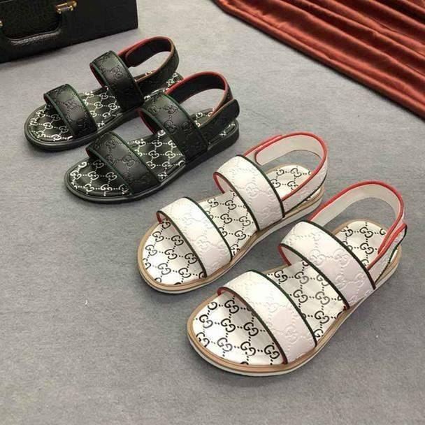 280b5dbbf 2019 New Listing Summer Women S Sandals Leisure Flip Flop High Quality  Comfortable Fashion Wear Resistant Rubber Wedding Shoes Wedges From  Ligongda3